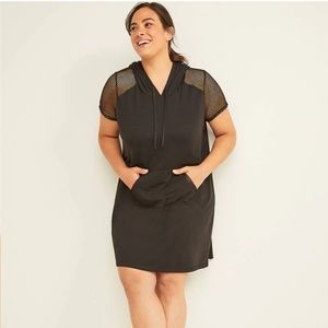 Lane Bryant Hooded Active Dress  Size 14/16